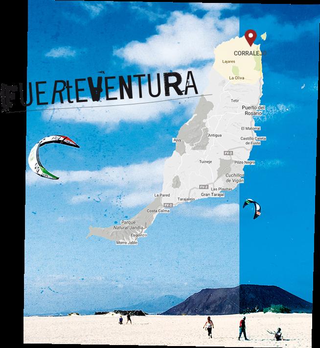Fuerteventura Kitesurf - Surf - Sup Island