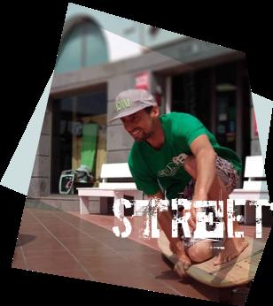 STREET SURF